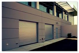 Overhead Security Door Finest Doorman Loading Dock New Jersey New York Parking