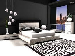 black and white modern bedrooms black and white bedroom decor glamorous ideas wonderful black and