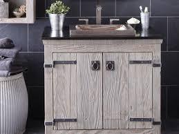 single bathroom vanity rustic tags white single bathroom vanity