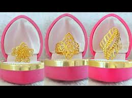 saudi gold wedding ring saudi gold 18k women ring designs with weight and size