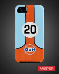 gulf logo gulf racing iphone5 bumper case u2013 classic livery