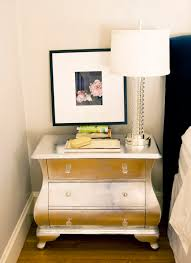 Silver Leaf Nightstand The Design Pages Silver Leaf Inspiration