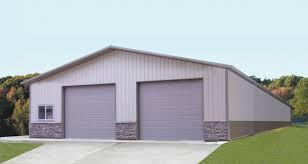 Large Garage Garages U0026 Pole Buildings Garage Builder Pole Barn Builder