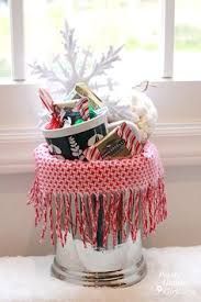 awesome christmas gift basket ideas starbucksperfectpairing sp