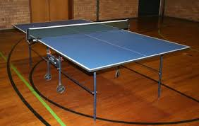 Tiga Ping Pong Table by Guide To Choosing A Ping Pong Table