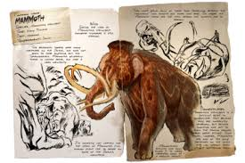 mammoth official ark survival evolved wiki