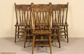 Antique Wood Chair Antique Wooden Dining Chairs Interior Design