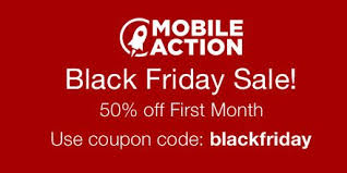 black friday coupon codes mobile action on twitter