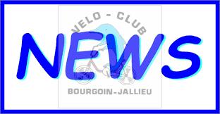 Photo page de garde  VéloClub de BourgoinJallieu