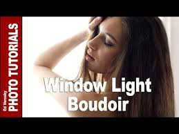 boudoir photography lighting tutorial window light boudoir photography lighting and posing youtube