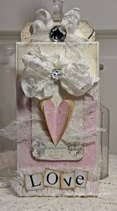Shabby Chic Gift Bags by Shabby Chic Gift Bag Http Weeklyscrapper Com Follow Your Heart