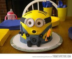 minion cake the meta picture