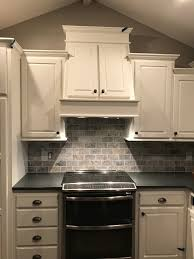 cabinets sherwin williams greek villa ge profile double oven