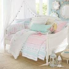 Pottery Barn Kids Storytime Pastels Are Pretty All Year Round With This Quilted Girls Bedding