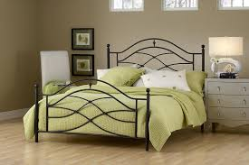 Iron Bed Set Hillsdale Furniture 1601btwr Cole Bed Set With Rails
