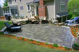 Unilock Patio Designs by Interior Paving Slabs Flagstone Interlocking Pavers Cheap Patio