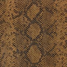 upholstery fabric york bronze snake animal print home decor