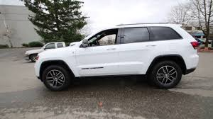 2017 jeep grand cherokee trailhawk 2017 jeep grand cherokee trailhawk bright white clearcoat