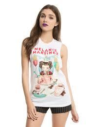 melanie martinez cake girls muscle top topic