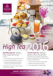christmas in july high tea at the sage hotel wollongong what u0027s