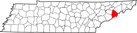 Maps Of Tennessee by File Map Of Tennessee Highlighting Cocke County Svg Wikimedia