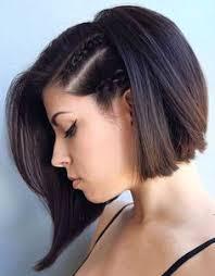Einfache Hochsteckfrisurenen Kurze Haare Selber Machen by Flechtfrisur Für Kurze Haare Frisuren