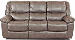 Klaussner Sofa Reviews Best Reclining Sofa For The Money Klaussner Bonded Leather