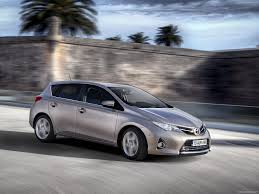 toyota auris toyota auris 2013 picture 4 of 148