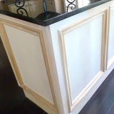 Update Kitchen Cabinets News Adding Trim To Cabinets On Add Trim To Update Kitchen