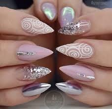 best 25 pointy acrylic nails ideas on pinterest acrylic nails