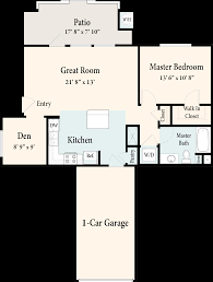 3 car garage apartment floor plans apartments in chino homecoming at the preserve