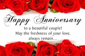 wedding anniversary happy wedding anniversary wishes to a events greetings