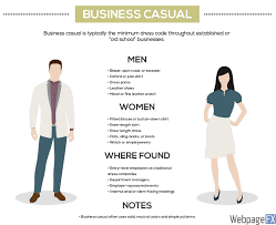 the ultimate work dress code cheat sheet infographic