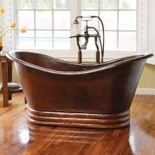bathrooms stunning rustic bathroom with small copper bathtub and