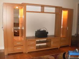 wenge frosted center glass wood sebastian entertainment center in sand with frosted glass