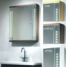 Bathroom Cabinet Mirror Light Bathroom Medicine Cabinets With Lights Higrand Co
