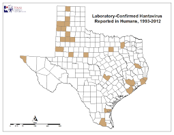 Vre Map Texas Department Of State Health Services Infectious Disease