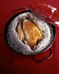 cuisiner un chapon chapon au gros sel recettes cuisine française