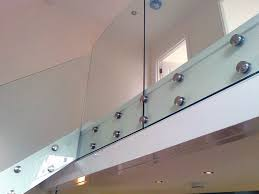 Glass Banister Uk Glass Balustrading Glasstops Uk