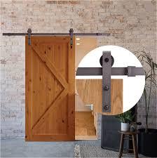 Barn Door Gate by Online Buy Wholesale Barn Door Track Hardware From China Barn Door