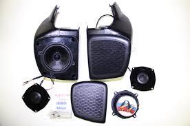install honda gold wing 1800 2002 2015 rear music upgrade