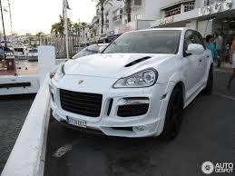 Porsche Cayenne 955 Body Kit - porsche mansory 957 cayenne 12 july 2013 autogespot