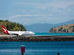 great barrier reef airport hamilton island information