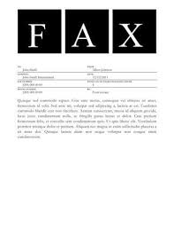 professional fax cover sheet template sample professional fax