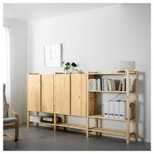 Kitchenette Pour Studio Ikea Ivar Side Unit Pine Solid Pine Pine And Natural