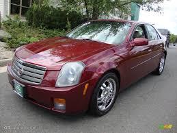 cts 03 cadillac 2003 garnet cadillac cts sedan 31145471 gtcarlot com car