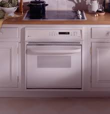 how to install a wall oven in a base cabinet ge profile 27 built in single convection wall oven jkp18waww