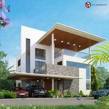 Home Design Inspiration 2015 by 2015 Minimalist Modern House Exterior Design Concept 3788 Gallery