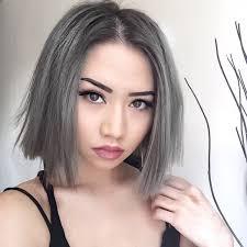 coupe cheveux gris cheveux gris mode 2016 une tendance qui vient avec un prix