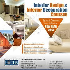 Courses For Interior Design